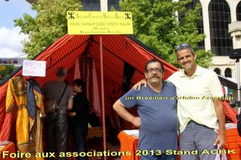 Foire aux associations 2013 Photo 12
